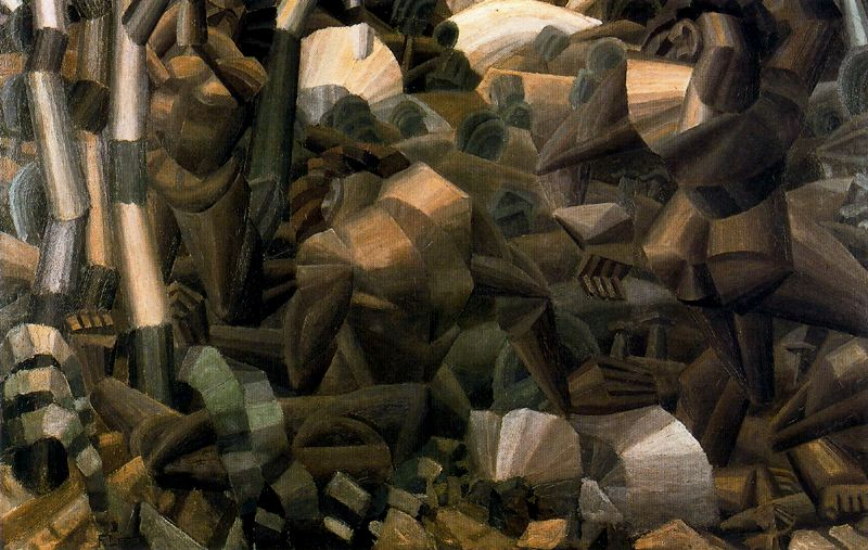 | akte im wald von Fernand Leger | Most-Famous-Paintings.com