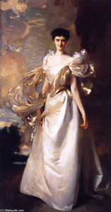 John Singer Sargent - margaret hyde , 19th Gräfin von suffolk